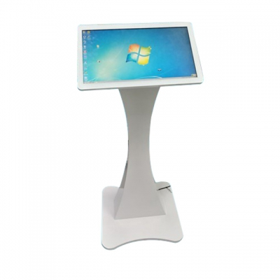 18.5 inch floor capacitive touch one machine